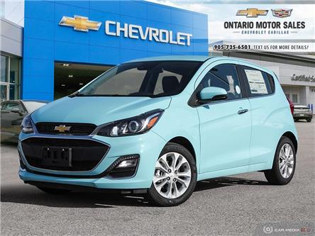 2021 Chevrolet Spark 2LT CVT (Stk: 1702850) in Oshawa - Image 1 of 18