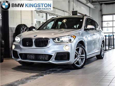 2017 BMW X1 xDrive28i (Stk: P0086) in Kingston - Image 1 of 30