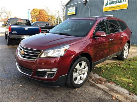 2016 Chevrolet Traverse 1LT (Stk: 22547) in Belmont - Image 1 of 26