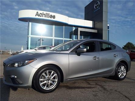 2016 Mazda Mazda3 GS (Stk: P5996) in Milton - Image 1 of 13
