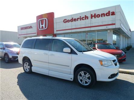2011 Dodge Grand Caravan Crew (Stk: U14520) in Goderich - Image 1 of 15