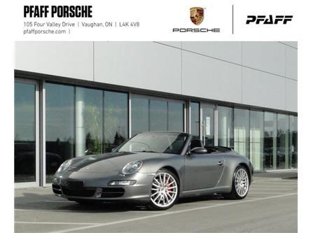2007 Porsche 911 Carrera S Cabriolet (Stk: U9095A) in Vaughan - Image 1 of 21