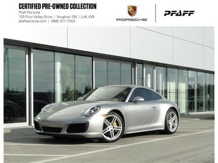 2017 Porsche 911 Carrera 4 Coupe PDK (Stk: U9138) in Vaughan - Image 1 of 22