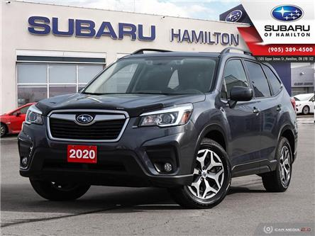 2020 Subaru Forester Touring (Stk: S8111) in Hamilton - Image 1 of 27
