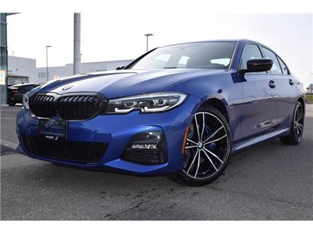 2021 BMW 330i xDrive (Stk: 1B52792) in Brampton - Image 1 of 11