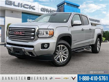 2017 GMC Canyon SLT (Stk: 21028A) in Vernon - Image 1 of 26