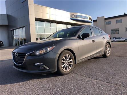 2015 Mazda Mazda3 GS (Stk: 21C010A) in Kingston - Image 1 of 14