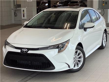 2020 Toyota Corolla LE (Stk: P19242) in Kingston - Image 1 of 24