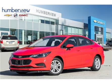 2016 Chevrolet Cruze LT Auto (Stk: 254318DP) in Toronto - Image 1 of 20