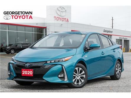 2020 Toyota Prius Prime Upgrade (Stk: 20-28279GP) in Georgetown - Image 1 of 19