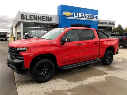 2019 Chevrolet Silverado 1500 LT Trail Boss (Stk: 0B102A) in Blenheim - Image 1 of 18