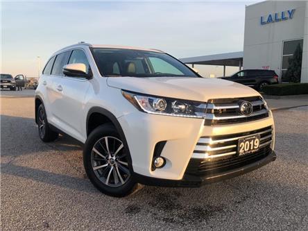 2019 Toyota Highlander  (Stk: S10573R) in Leamington - Image 1 of 25
