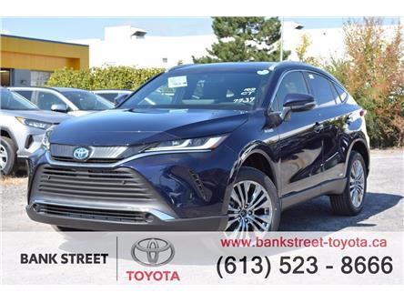 2021 Toyota Venza XLE (Stk: 28695) in Ottawa - Image 1 of 27