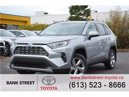 2021 Toyota RAV4 Hybrid Limited (Stk: 28704) in Ottawa - Image 1 of 29