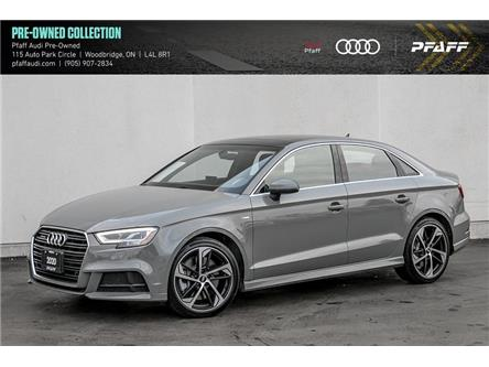 2020 Audi A3 45 Progressiv (Stk: C7899) in Woodbridge - Image 1 of 22