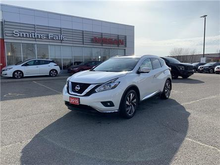 2015 Nissan Murano Platinum (Stk: 20-079A) in Smiths Falls - Image 1 of 16
