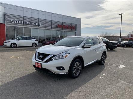 2017 Nissan Murano SL (Stk: 20-272A) in Smiths Falls - Image 1 of 16