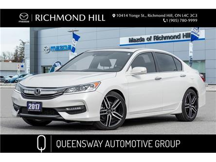 2017 Honda Accord Sport (Stk: 21-114A) in Richmond Hill - Image 1 of 21