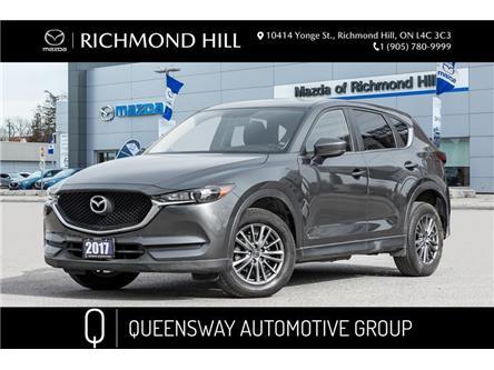 2017 Mazda CX-5 GX (Stk: 21-129A) in Richmond Hill - Image 1 of 19