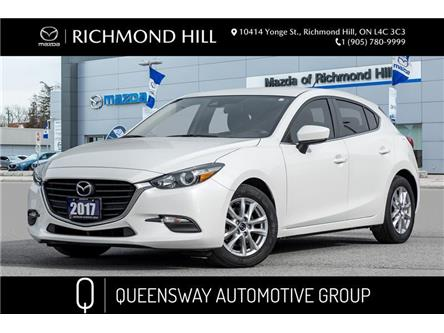 2017 Mazda Mazda3 Sport GS (Stk: P0548) in Richmond Hill - Image 1 of 20