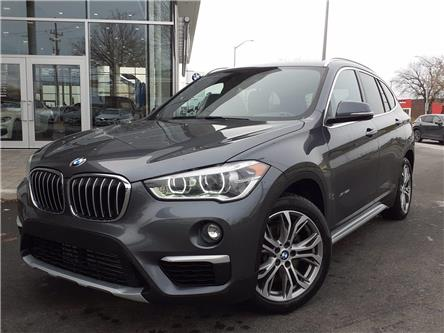 2016 BMW X1 xDrive28i (Stk: P9639) in Gloucester - Image 1 of 25