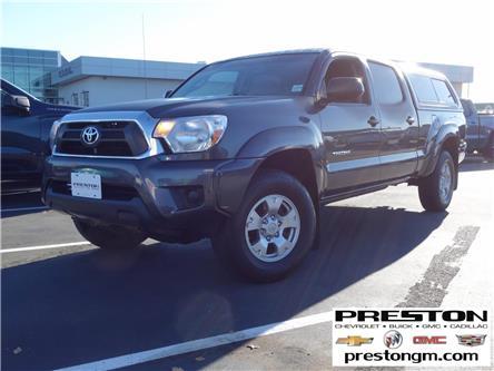 2014 Toyota Tacoma V6 (Stk: 0210591) in Langley City - Image 1 of 26