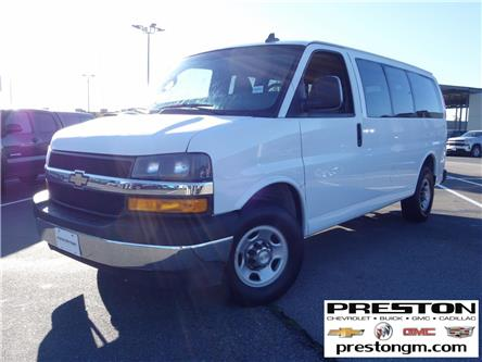 2018 Chevrolet Express 2500 LT (Stk: X30911) in Langley City - Image 1 of 27