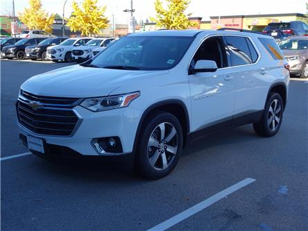 2020 Chevrolet Traverse 3LT (Stk: 0211780) in Langley City - Image 1 of 6