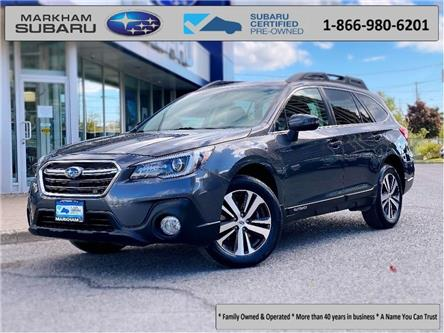 2018 Subaru Outback 2.5i Limited (Stk: U-2327) in Markham - Image 1 of 29