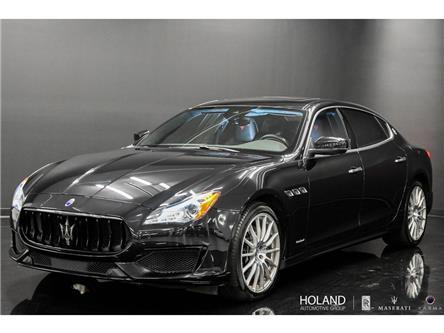 2017 Maserati Quattroporte  (Stk: PL018) in Laval - Image 1 of 30