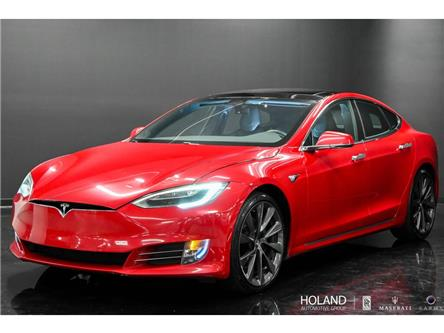 2018 Tesla Model S 100D - Full Autopilot (Stk: P0771) in Montreal - Image 1 of 30