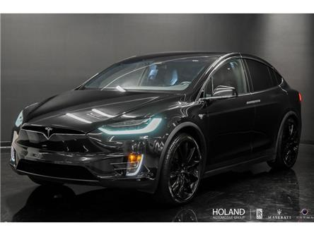 2017 Tesla Model X 90D - Just Arrived! (Stk: P0773) in Montreal - Image 1 of 30