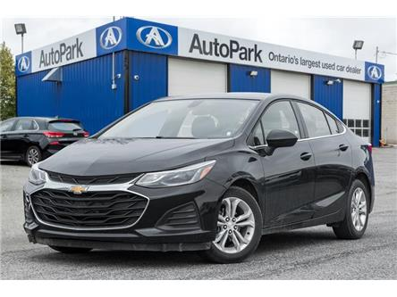 2019 Chevrolet Cruze LT (Stk: 19-28249R) in Georgetown - Image 1 of 18
