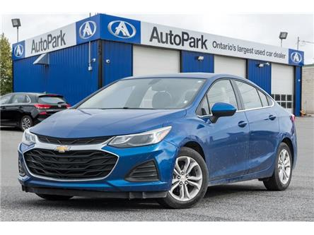 2019 Chevrolet Cruze LT (Stk: 19-38624R) in Georgetown - Image 1 of 18