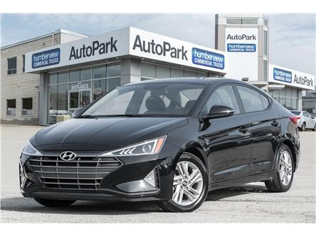 2019 Hyundai Elantra Preferred (Stk: APR9736) in Mississauga - Image 1 of 18