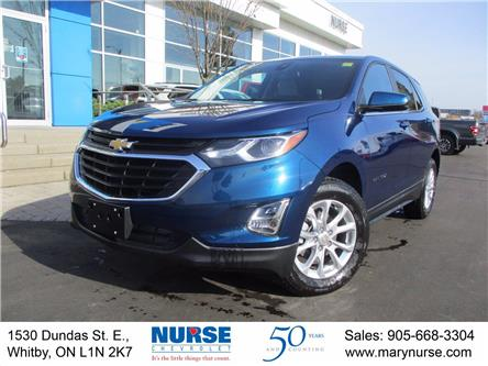 2021 Chevrolet Equinox LT (Stk: 21T029) in Whitby - Image 1 of 28