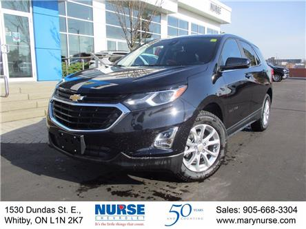2021 Chevrolet Equinox LT (Stk: 21T023) in Whitby - Image 1 of 28