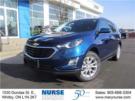 2021 Chevrolet Equinox LT (Stk: 21T026) in Whitby - Image 1 of 30