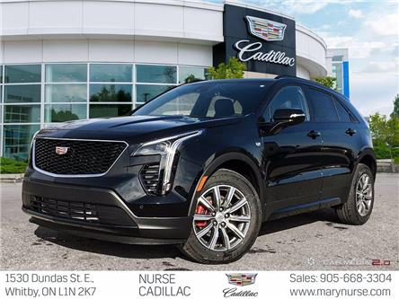 2021 Cadillac XT4 Sport (Stk: 21K047) in Whitby - Image 1 of 25