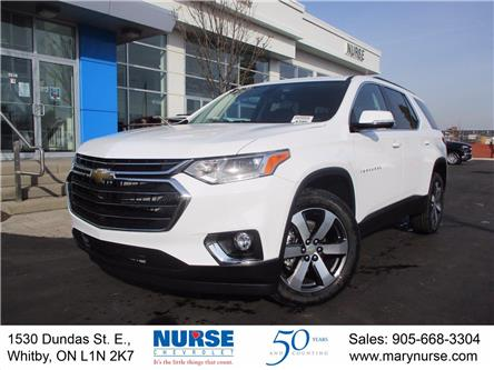 2021 Chevrolet Traverse LT True North (Stk: 21R006) in Whitby - Image 1 of 30