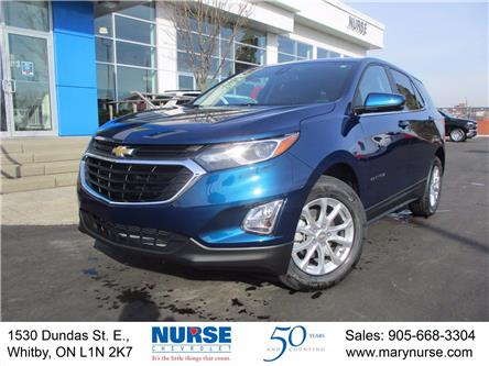 2021 Chevrolet Equinox LT (Stk: 21T033) in Whitby - Image 1 of 30