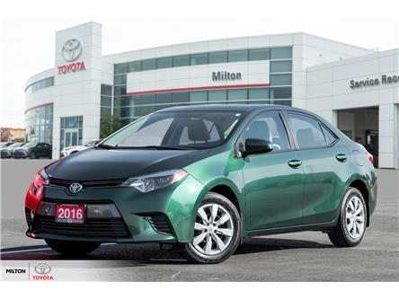2016 Toyota Corolla LE (Stk: 522695A) in Milton - Image 1 of 21
