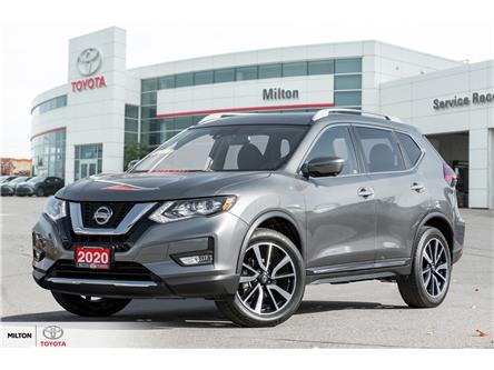 2020 Nissan Rogue SL (Stk: 703641) in Milton - Image 1 of 26