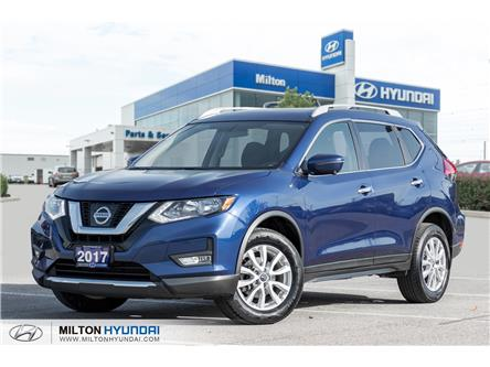 2017 Nissan Rogue SV (Stk: 854568) in Milton - Image 1 of 23