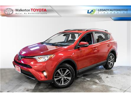2017 Toyota RAV4 XLE (Stk: PL145) in Walkerton - Image 1 of 17