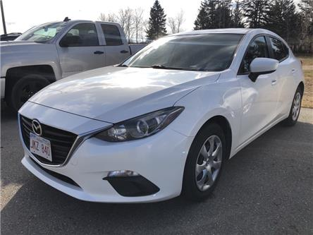 2016 Mazda Mazda3 Sport GX (Stk: MM1018) in Miramichi - Image 1 of 4