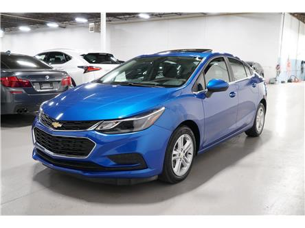2016 Chevrolet Cruze LT Auto (Stk: 598938) in Vaughan - Image 1 of 29