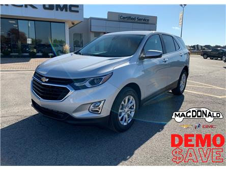 2021 Chevrolet Equinox LT (Stk: 47003) in Strathroy - Image 1 of 6