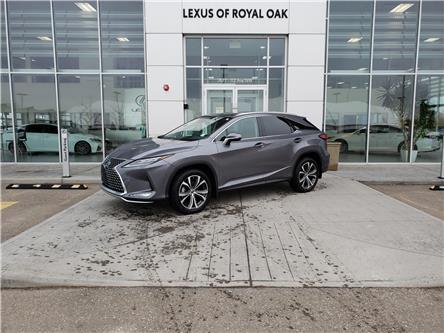2020 Lexus RX 350 Base (Stk: L20160) in Calgary - Image 1 of 14