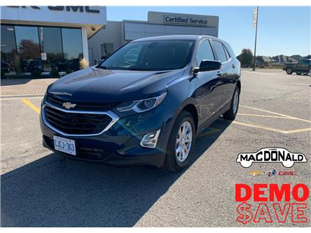 2021 Chevrolet Equinox LT (Stk: 46985) in Strathroy - Image 1 of 6